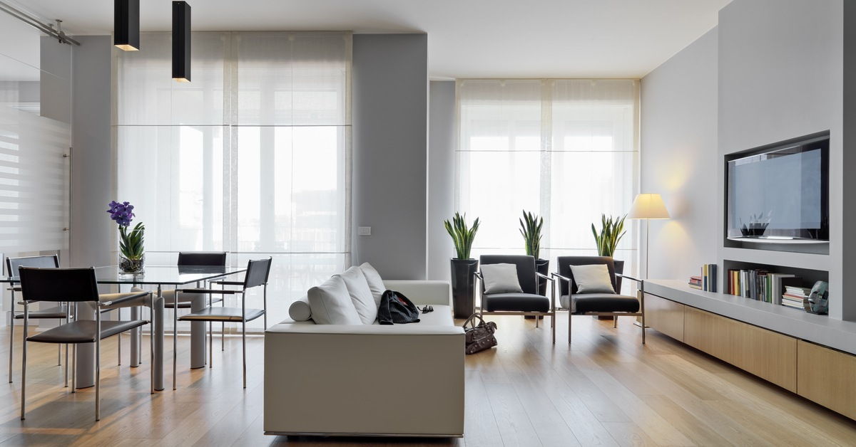 Contemporary style used colors