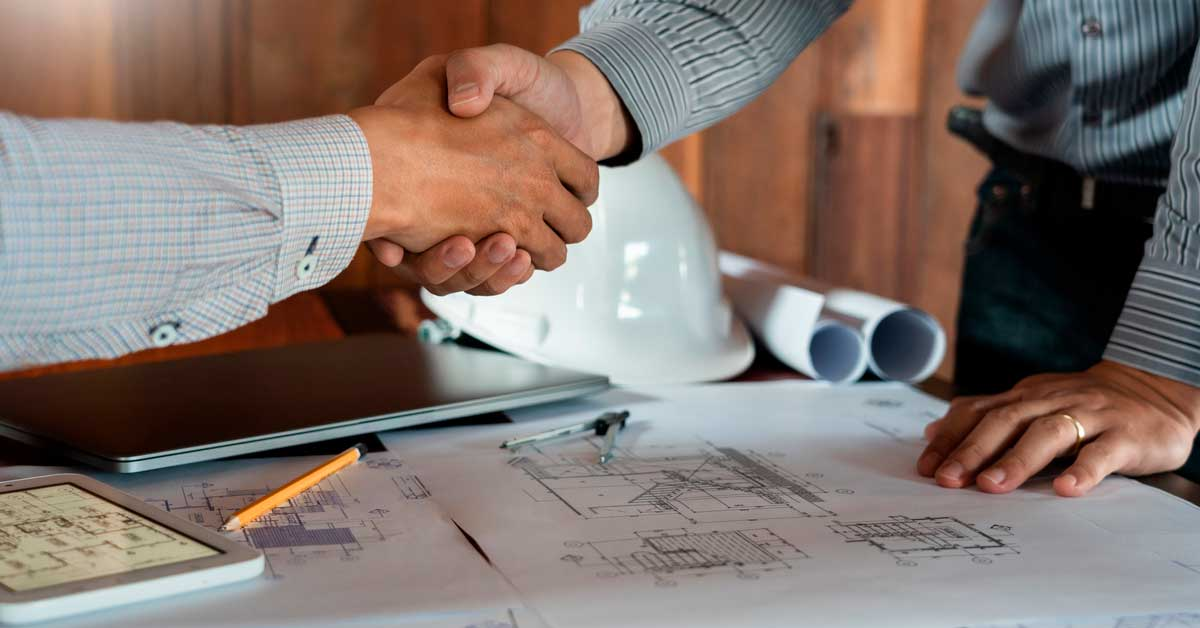 Proper agreement with home addition contractor